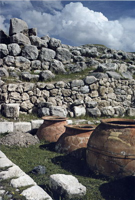 cerámica hitita