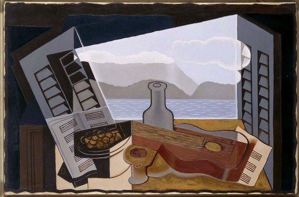 pintores cubistas