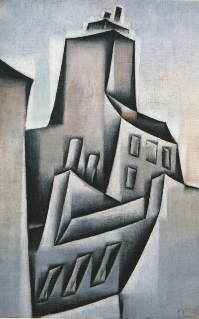 Juan Gris: Casas de París